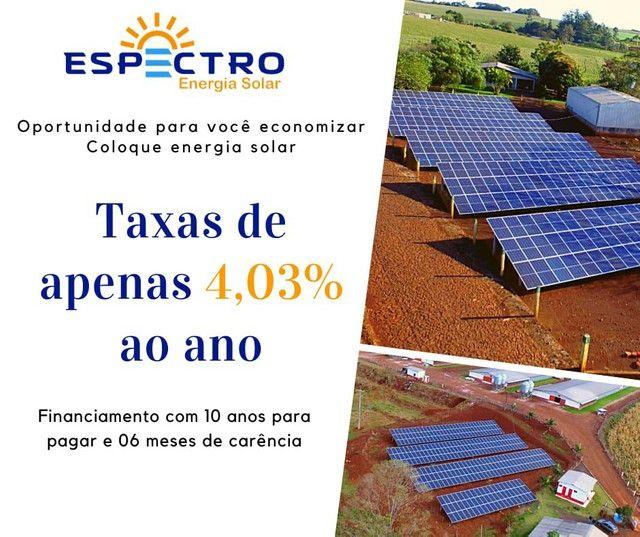 Melhor Financiamento Energia Solar