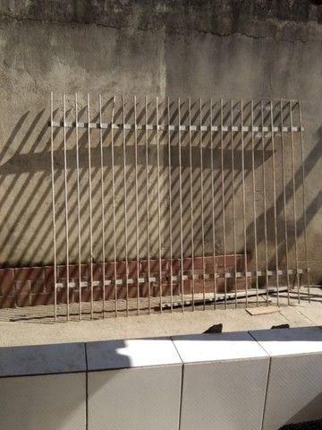Grade de aço - Gradil de ferro