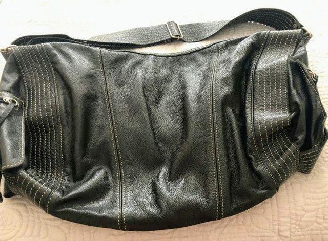 Bota e bolsa de couro apenas 85 reais!! - Foto 5