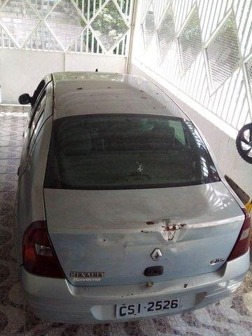 Renault Clio Sedan RT 1.0 16v - Foto 4