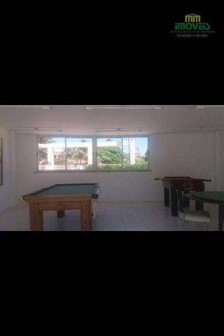 Apartamento com 5 dormitórios para alugar, 126 m² por R$ 4.000,00/mês - Porto das Dunas -  - Foto 8