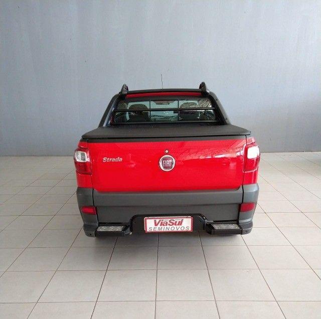 Fiat Strada Cd Freedom 1.4 8v 2020  - Foto 4