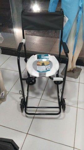 Cadeira de banho higienica  - Foto 2