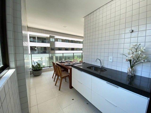 Apartamento para venda possui 114 metros quadrados com 3 quartos em Guaxuma - Maceió - AL - Foto 4