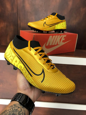 Chuteira Nike mercurial superfly $150 - Foto 4