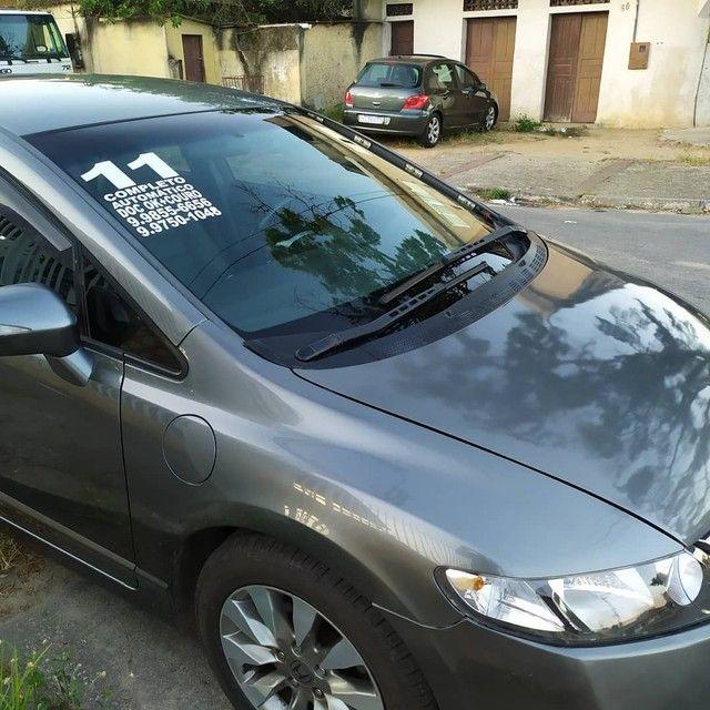 New Civic Lxl top