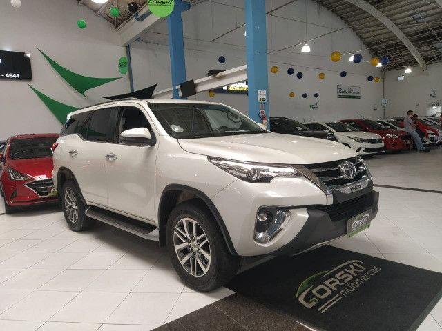 Toyota Hilux SW4 SRX 2.8 4x4 Turbo Diesel Automática 2018 - Foto 3