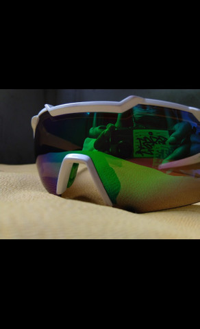 Óculos HB Shield white