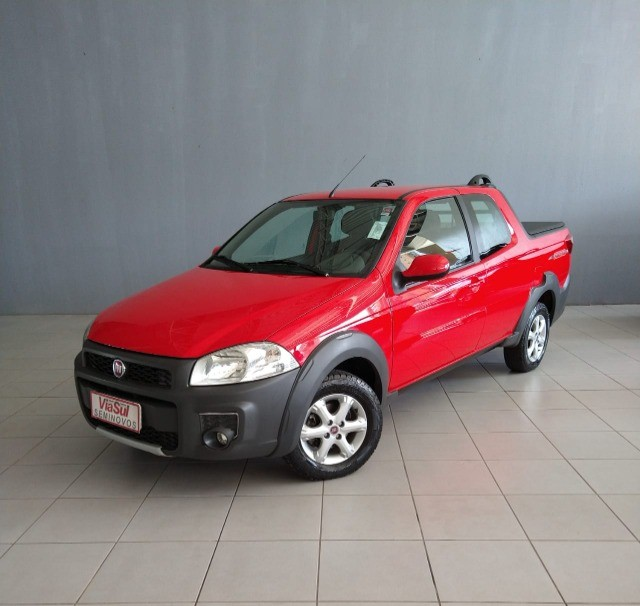 Fiat Strada Cd Freedom 1.4 8v 2020