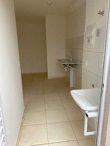 Alugo apartamento no Residencial Solar dos Sabias II!!Agende já sua visita - Foto 2