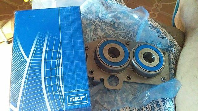 Rolamento duplo do cambio SKF - Foto 2