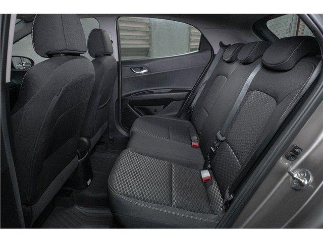 Hyundai Hb20 2020 1.6 16v flex launch edition automático - Foto 12