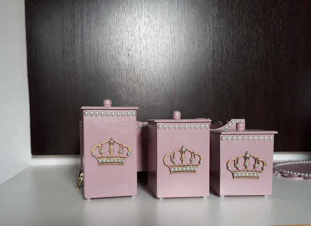 Kit Higiene Personalizado Princesa Novo! - Foto 5