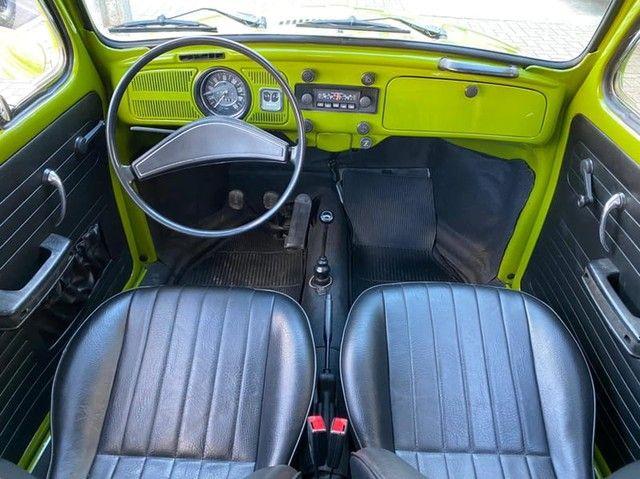 Volkswagen FUSCA 1600 - Foto 10