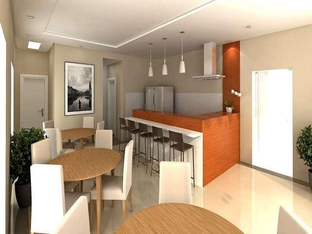 A146 - Apartamento no centro de Biguaçu - Foto 9