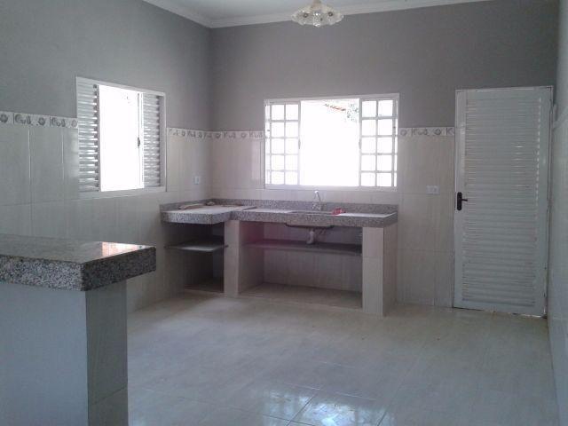 Casa Nova em Ponto Chique/MG