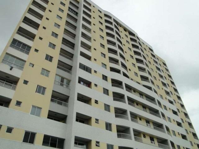 Apartamento Edificio Villa Real próximo a Regional IV na av Silas Munguba