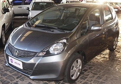 HONDA FIT 1.4 CX 16V FLEX 4P MANUAL