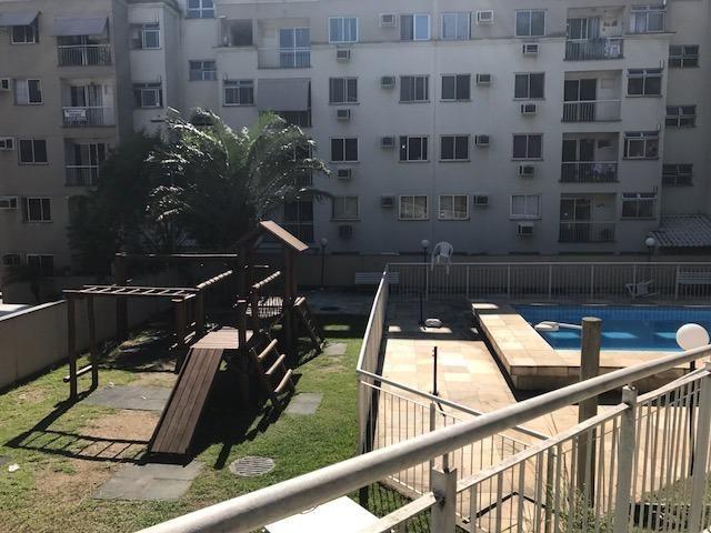 Apartamento em Vila Valqueire, 2 quartos (suite)