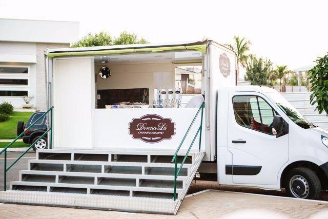Food Truck Churros Gourmet