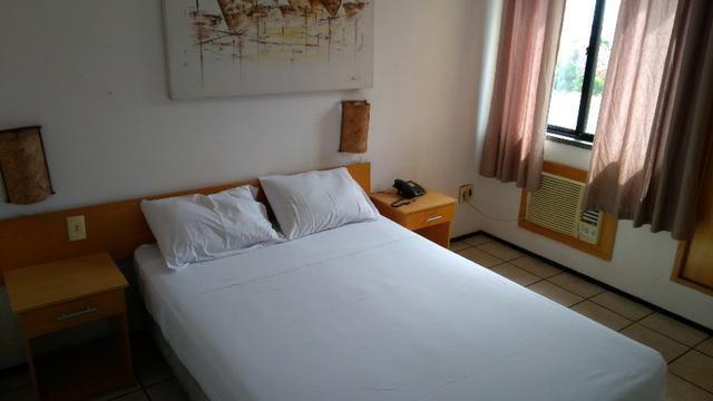 Apartamento, mobiliado em Fortaleza na praia de Iracema - Foto 4