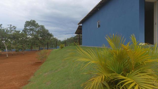 Jaboticatubas, sítio novo de 1370m, com casa de dois quartos. WhatAap * Guilherme - Foto 9