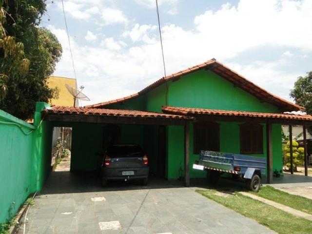 Casa residencial à venda, vila amaral, belo horizonte - ca0235. - Foto 2