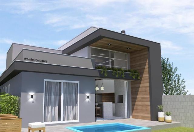 Casa à venda, 140 m² por r$ 590.000,00 - alphaville - gravataí/rs - Foto 4