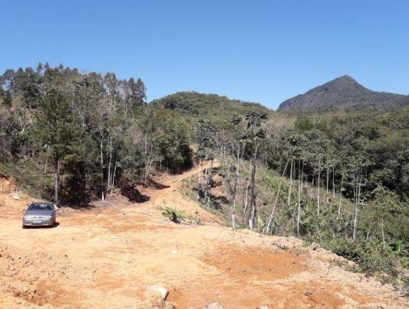 Sítio Localizado na Estrada Geral, Alto Braço Baú, 45 mil m² - Foto 4