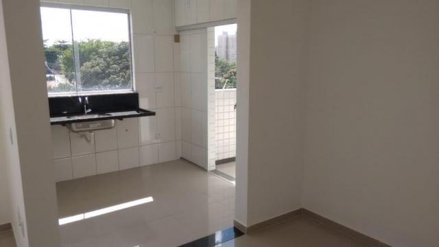 Apartamento com 3 dormitórios à venda, 80 m² por R$ 420.000,00 - Caiçara - Belo Horizonte/