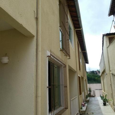 Casa com 3 dormitórios à venda, 130 m² por r$ 400.000 - caiçara - belo horizonte/mg - Foto 2