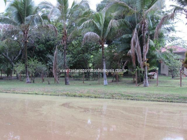 Caetano Imóveis - Sítio com natureza exuberante e muita água (lugar apaixonante) - Foto 5