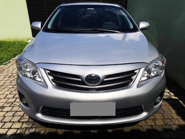 Toyota Corolla XEi 2.0 Flex 16V Automático Muito Novo Pouco Rodado com Gnv 5ª G