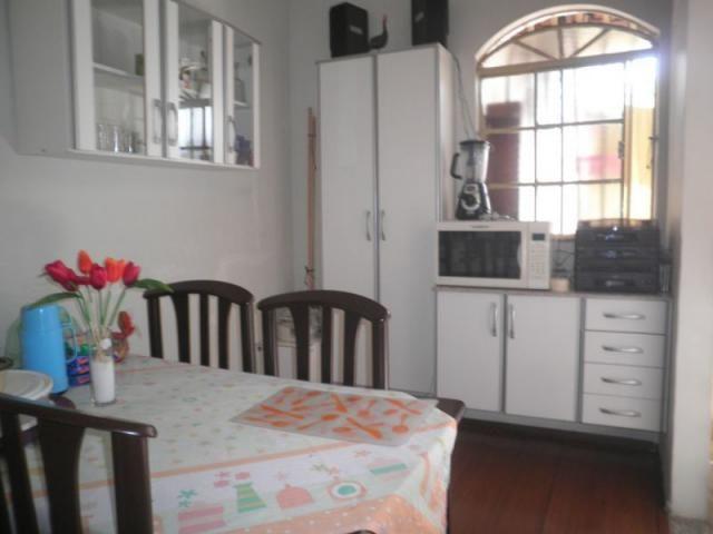 Casa residencial à venda, caiçara, belo horizonte - ca0212. - Foto 7