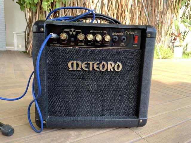 Cubo Amplificador Meteoro ATOMIC DRIVE
