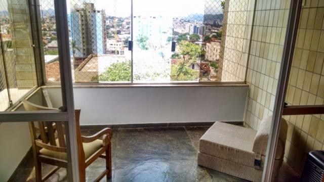 Apartamento com 3 dormitórios à venda, 123 m² por R$ 560.000,00 - Caiçara - Belo Horizonte