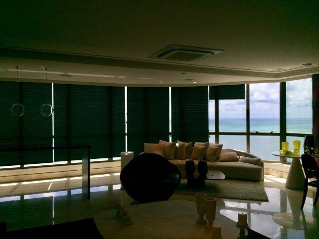 Vendo Cobertura TOP na avenida Boa Viagem com 4 suites - Foto 16