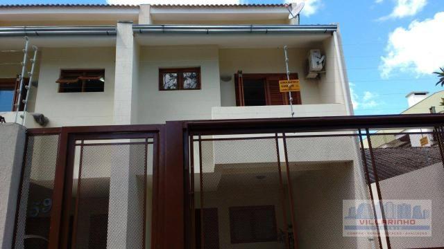 Villarinho vende excelente casa com 3 suítes c/piscina, 2 vagas- 223 m² por r$ 650.000,00  - Foto 2