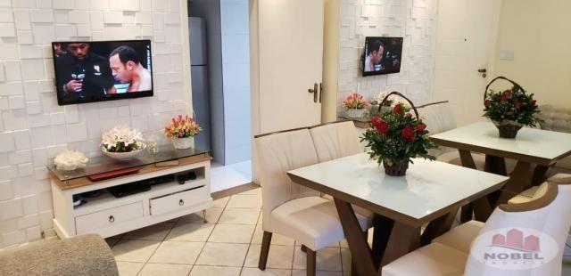 Apartamento à venda com 2 dormitórios em Ponto central, Feira de santana cod:5659 - Foto 8