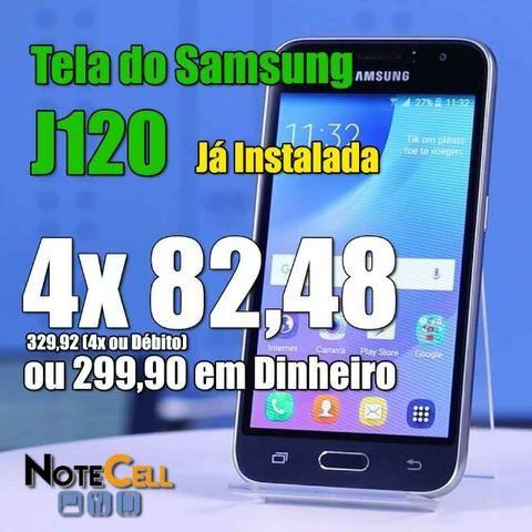 Tela Samsung J120 - Amoled