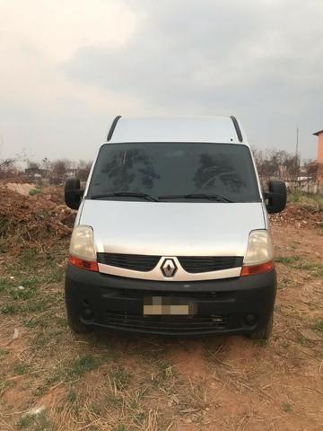 Imperdível!!! Van Master Eurolaf P 2.3 Diesel 2012/2013 completa - Foto 3