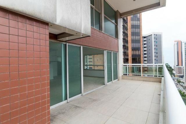 Brisas do Meireles, apartamento duplex com 3 suítes, gabinete, 4 vagas de garagem, - Foto 14