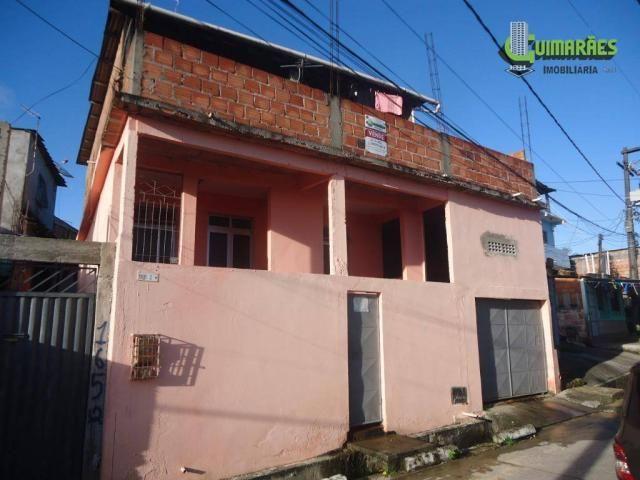 Casa com 2 dormitórios - Periperi