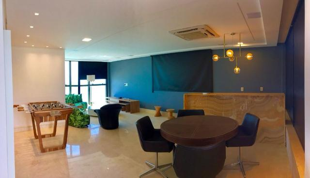 Vendo Cobertura TOP na avenida Boa Viagem com 4 suites - Foto 9