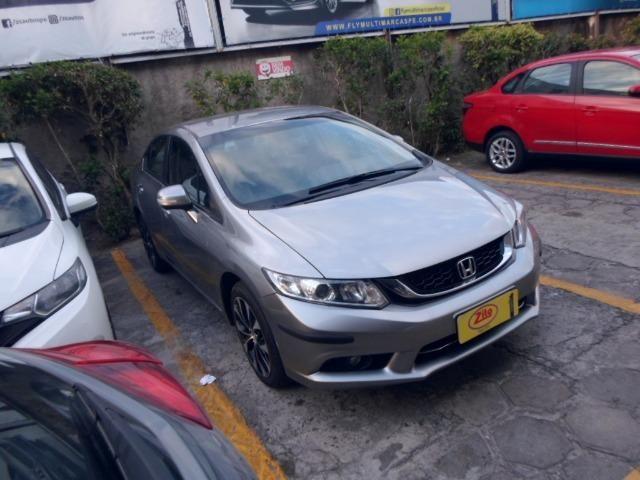 Honda Civic LXR 2.0 Flex - Foto 3