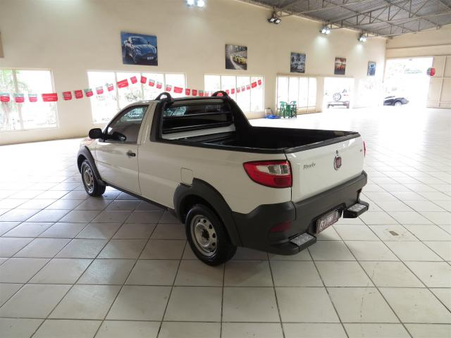 Fiat Strada 2014/2014 1.4 Working CS Flex 2P - Foto 5