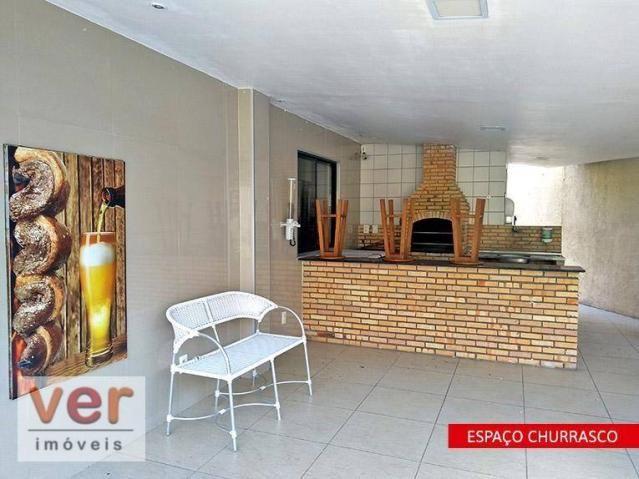 Apartamento à venda, 90 m² por R$ 349.000,00 - Cocó - Fortaleza/CE - Foto 2