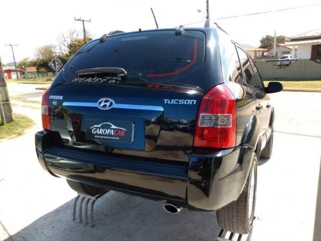 Hyundai - Tucson 2.0 GL Top de linha - 2008 - Foto 10
