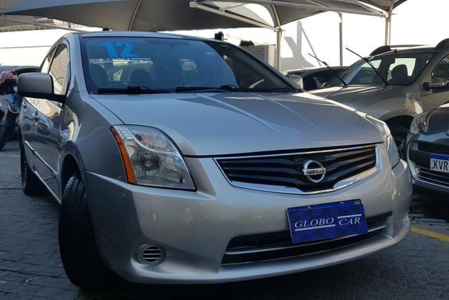 Nissan sentra 2.0s automático