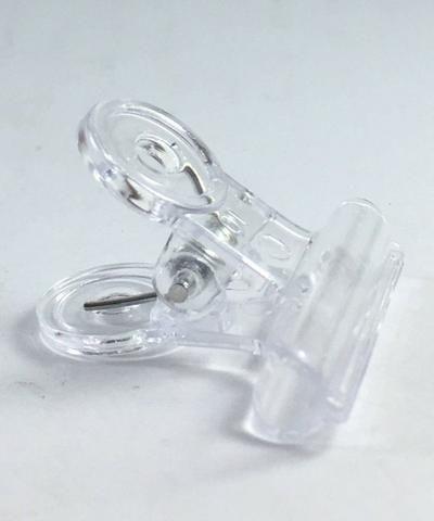 Presilha Transparente para Unhas Curvatura C unidade - Foto 3